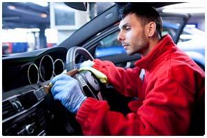 Drive Thru Services at American Carwash