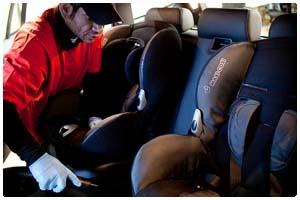 Childrens Car Seat Vale at American Carwash