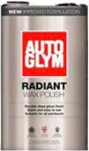 Autoglym Radiant polish