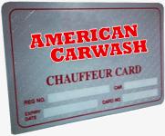 Chauffeur Card